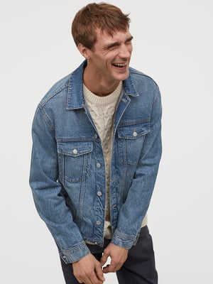 Куртка синяя | 5432379