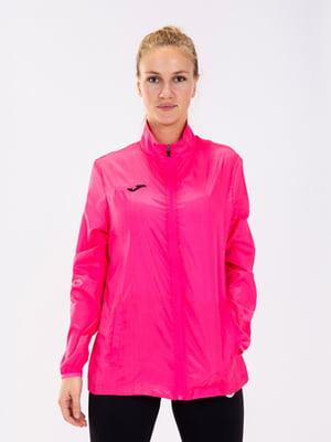 Куртка розового цвета | 5433539