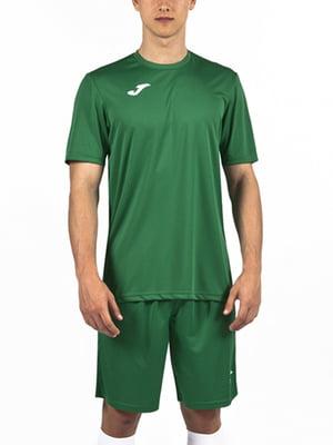 Футболка зеленого цвета | 5433659