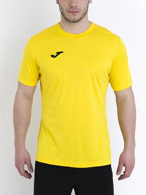 Футболка желтого цвета   5433666