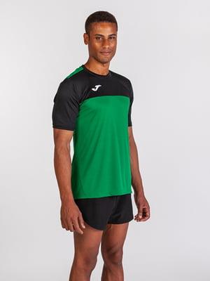Футболка зеленого цвета | 5433676