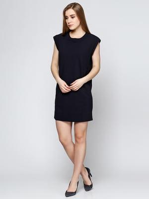 Платье синее | 5433830
