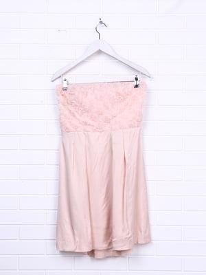 Сарафан розовый | 5433842