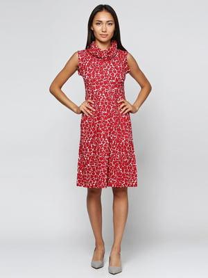 Сукня червоного кольору | 5433934
