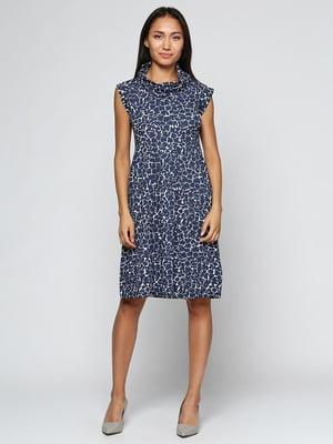 Сукня синя | 5433935