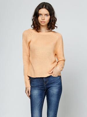 Джемпер персикового кольору | 5433946