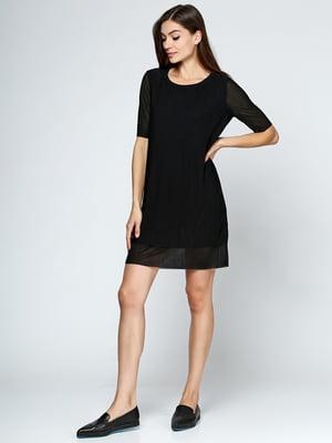 Платье черное | 5433980