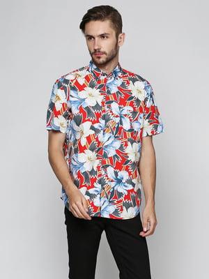 Рубашка с принтом   5434003