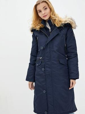 Куртка синяя   5434107