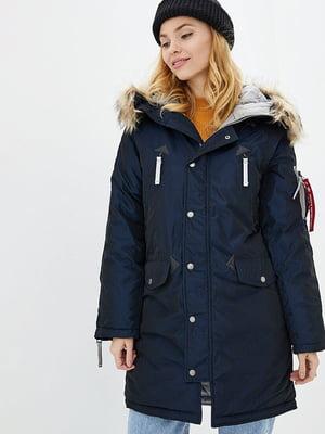 Куртка синяя   5434121