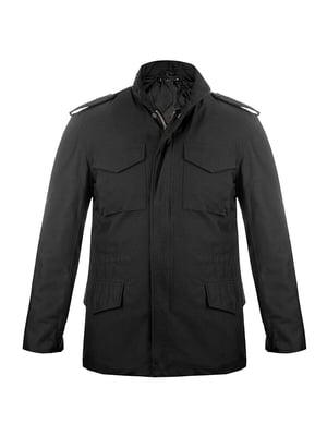 Куртка черная - SHVIGEL - 5434774