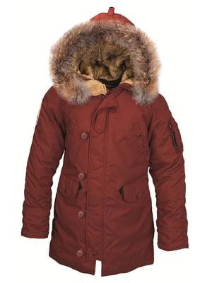 Куртка бордова   5434301