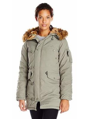 Куртка сіра   5434312