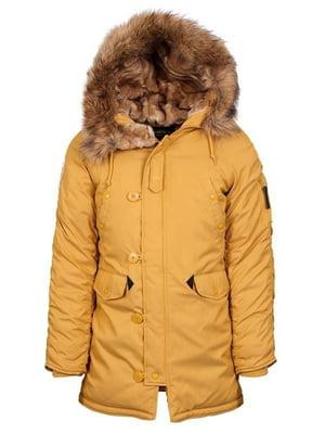 Куртка жовта   5434313