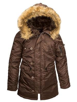 Куртка коричнева   5434378
