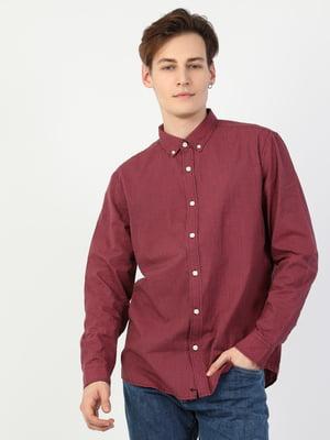 Рубашка красная | 5377809