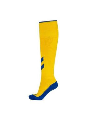 Гетры желто-синие | 5421632