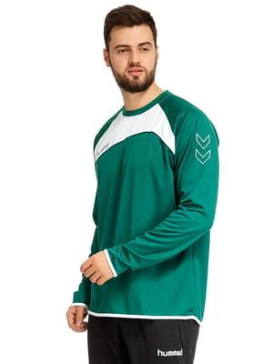 Реглан зеленый | 5421643