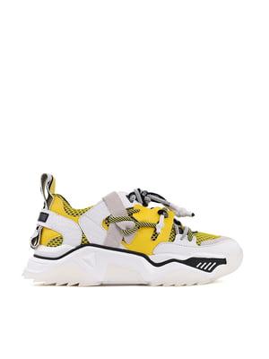 Кроссовки белые | 5429948