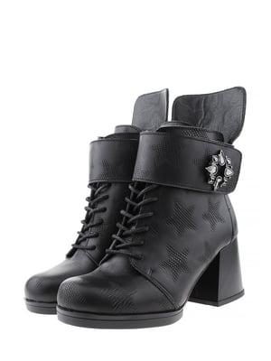Черевики чорні | 5422052