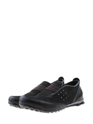 Туфли черно-красные | 5430808