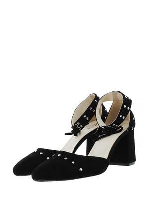 Туфлі чорні | 5436358