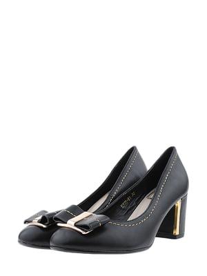Туфлі чорні | 5425385