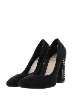 Туфлі чорні | 5425386