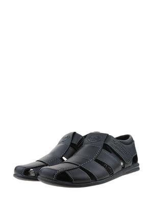 Сандалии черного цвета | 5434925