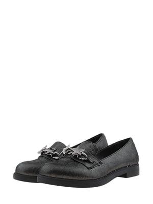 Туфлі нікелевого кольору   5434967