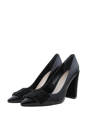 Туфли черные | 5430746