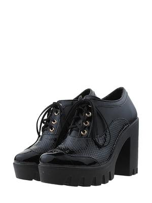 Туфлі чорні | 5430747