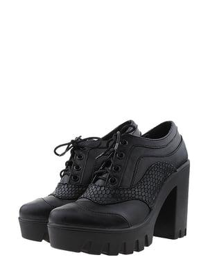 Туфлі чорні | 5430749