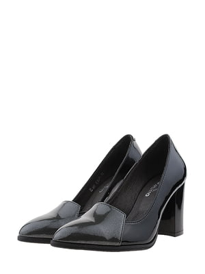 Туфли черно-серого цвета | 5430750