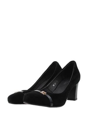 Туфли черные | 5430756