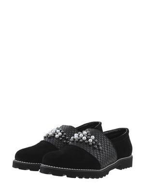 Туфлі чорні | 5430850