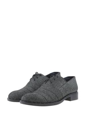 Туфлі графітового кольору | 5430855