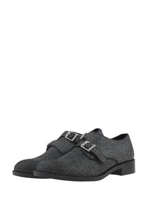 Туфлі графітового кольору | 5430856