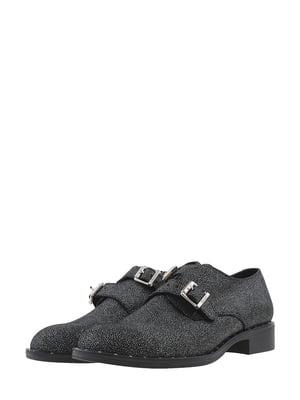 Туфлі графітового кольору | 5430857