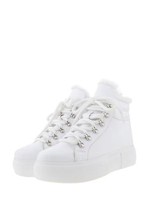 Черевики білого кольору | 5436205