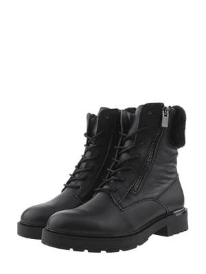 Черевики чорні | 5436209