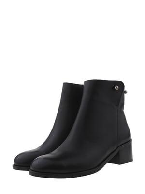 Ботинки черные   5436214