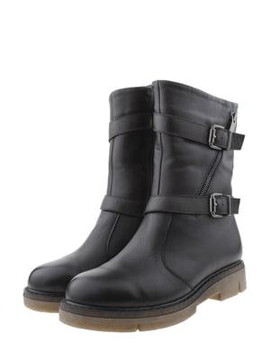 Ботинки коричневого цвета   5436229
