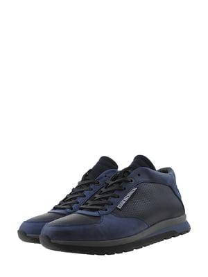 Ботинки синие | 5436239