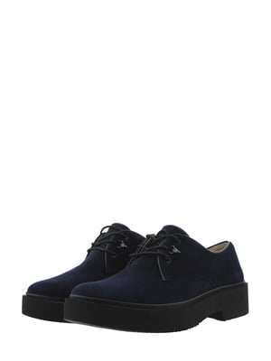 Туфли синего цвета | 5436245