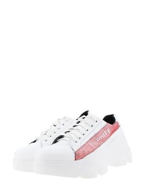 Кроссовки белого цвета | 5436338
