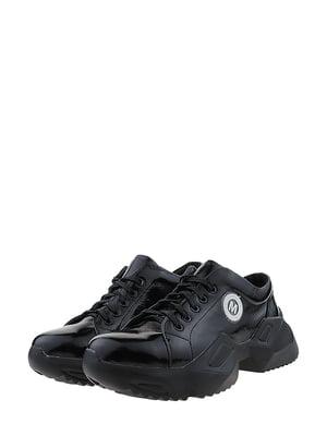 Кроссовки черные | 5436339