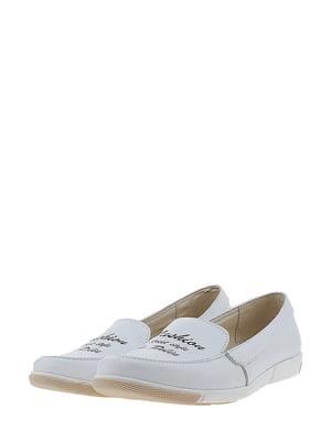 Туфли белого цвета | 5436367