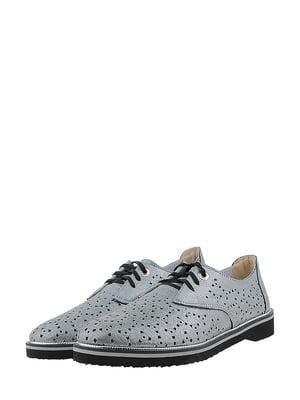 Туфли серого цвета | 5436369