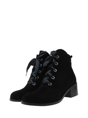 Ботинки черные   5436377